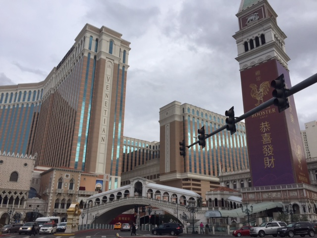 roadtrip: Las Vegas Venetien