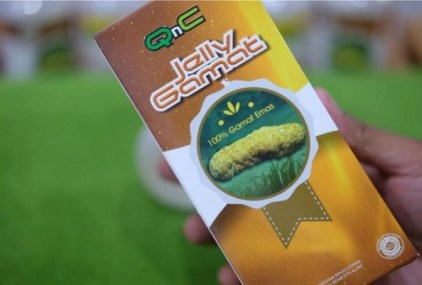 Testimoni QNC Jelly Gamat Untuk Maag Kronis