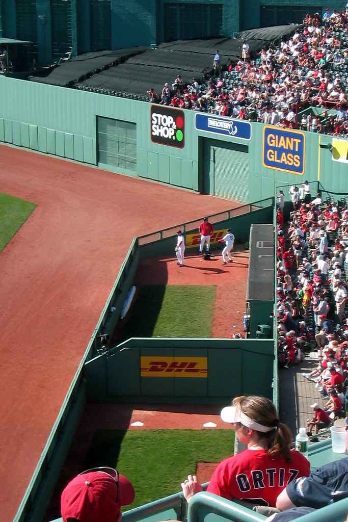 Fenway Park Bullpen  Williamsburg was the name invented