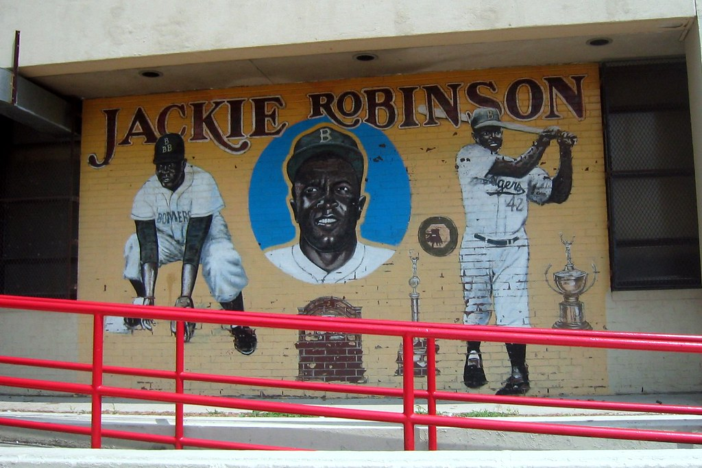 Brooklyn Crown Heights PS 375 Jackie Robinson School