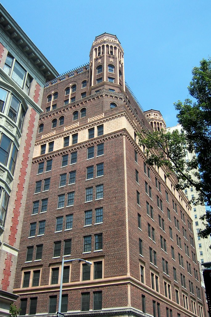 Brooklyn  Brooklyn Heights  Leverich Towers Hotel  Flickr
