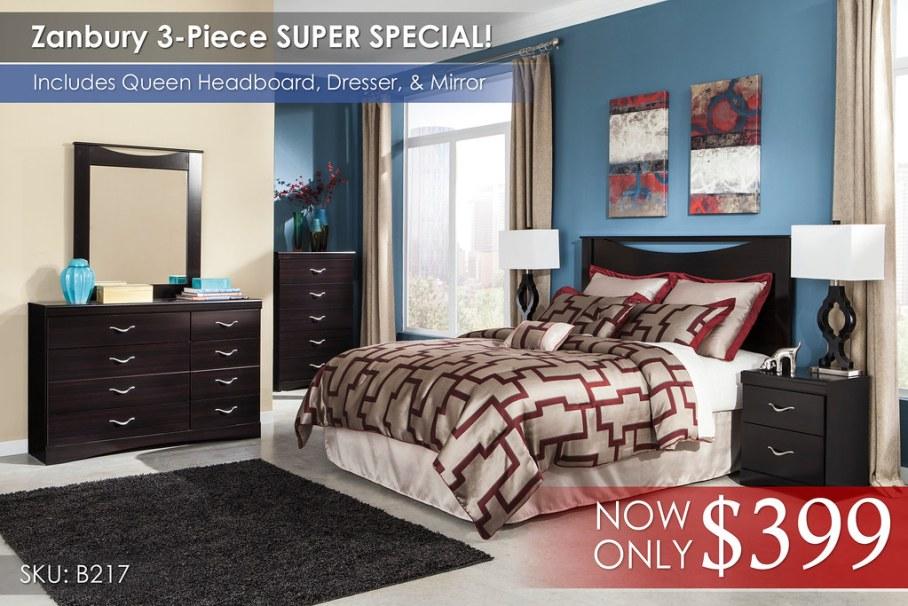 Zanbury Super Special