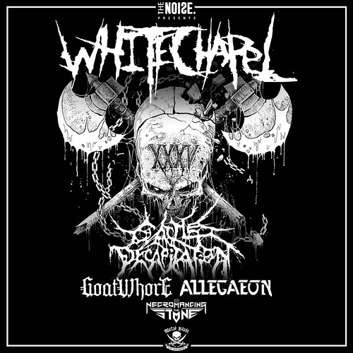 Whitechapel at Fillmore Silver Spring