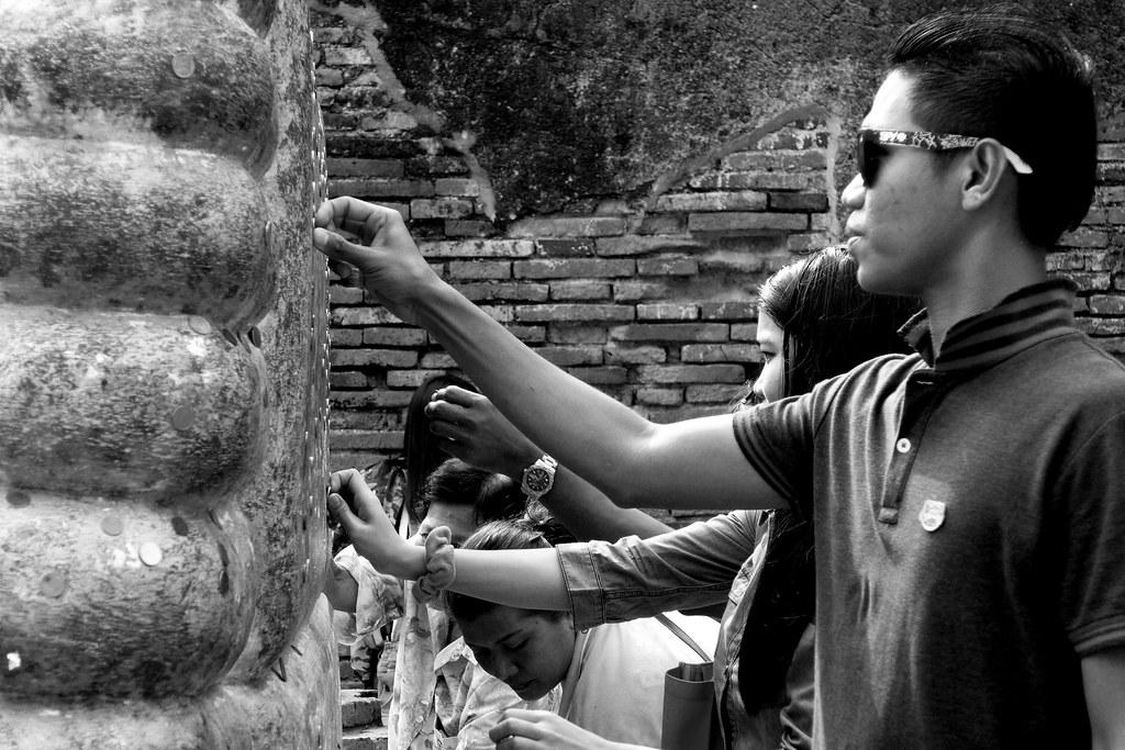 Thaïlande - Ayutthaya - 187 - Wat Yai Chai Mongkhon