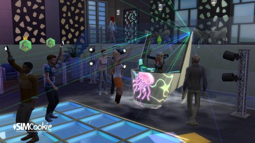 Sims DJ