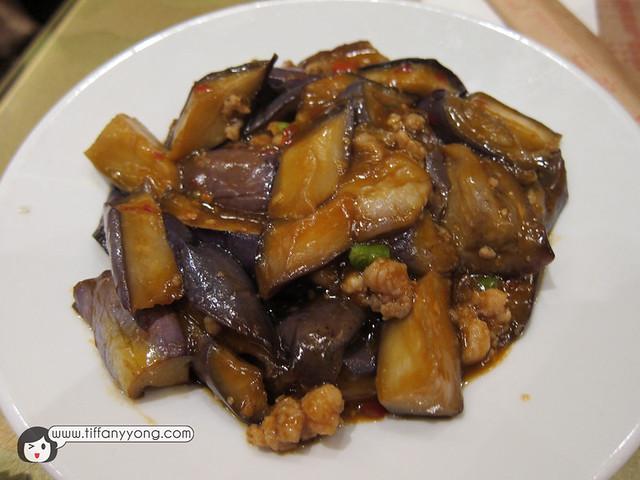 Sweet Dynasty 鱼香茄子