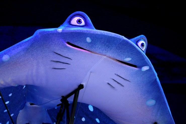 Finding Nemo the Musical Animal Kingdom Oct 2016 5