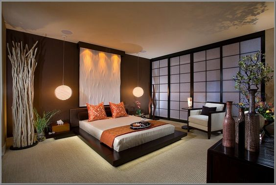 Stunning Japanese Bedroom Design Ideas 3