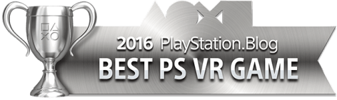 Best PlayStation VR Game - Silver