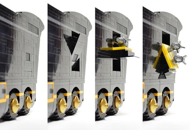 Batbus Missile Door