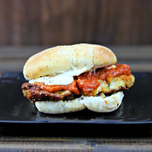 Chicken Parm Sammich