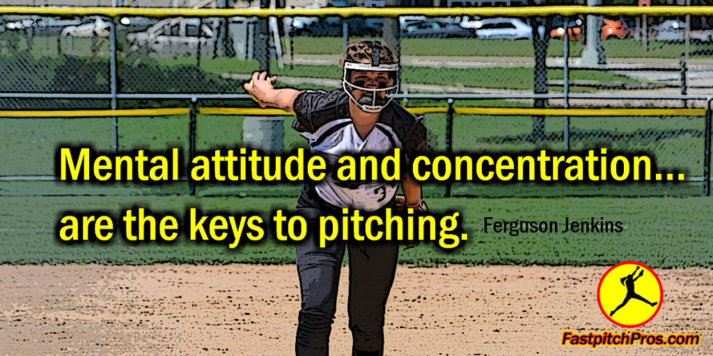 Softball Quotes Pitching Attitude Photo Of A #Fastpitch