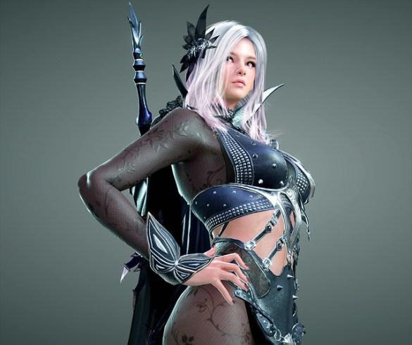 Black Desert Online - Dark Knight 4
