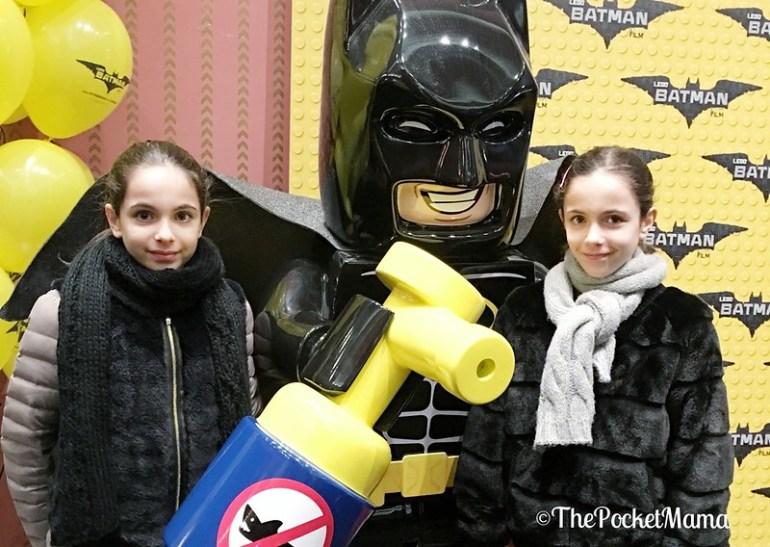 anteprima LEGO Batman Il Film