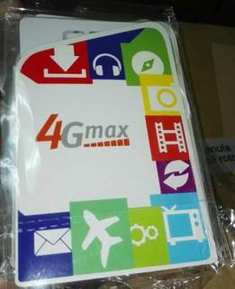 Tarjeta U-SIM, esencial para disfrutar del servicio 4G.