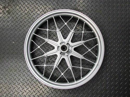 Powder Coated Front Wheel