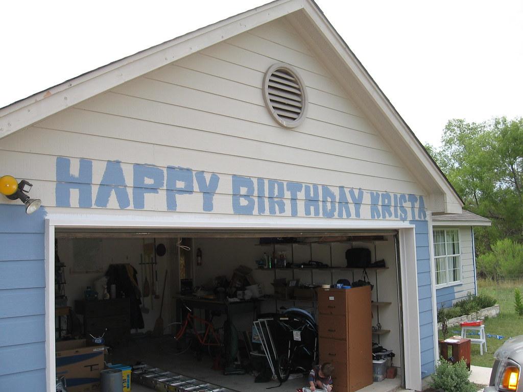Happy Birthday Krista Daddy Took Advantage Of A Clean