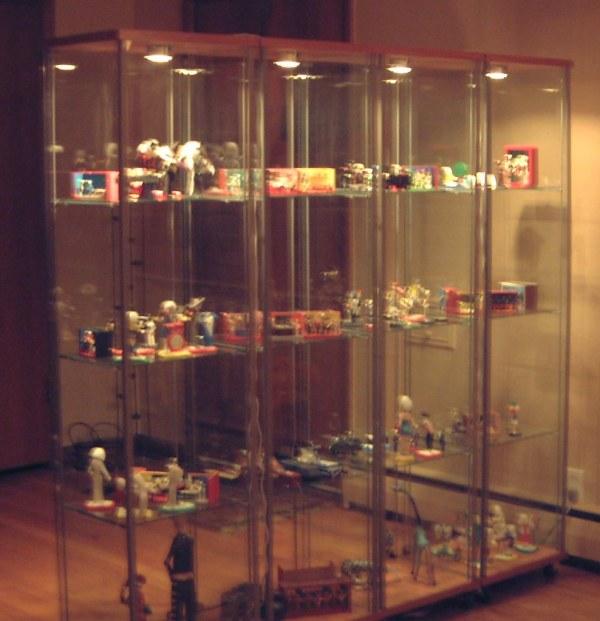 IKEA Glass Display Case Cabinet