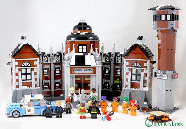 70912 Arkham Asylum