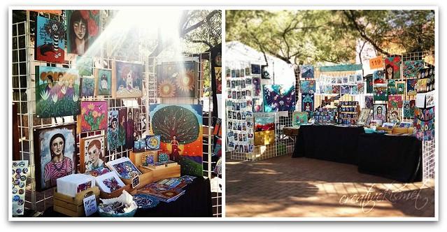 Tucson Museum Artisan Market