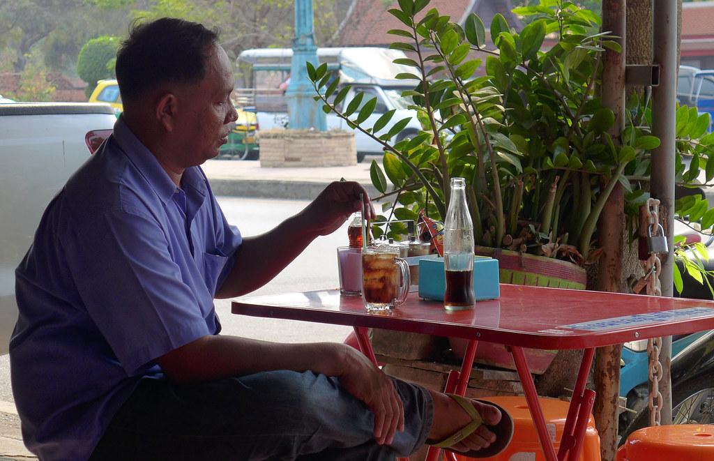 Thaïlande - Ayutthaya - 110 - Chicken noodles