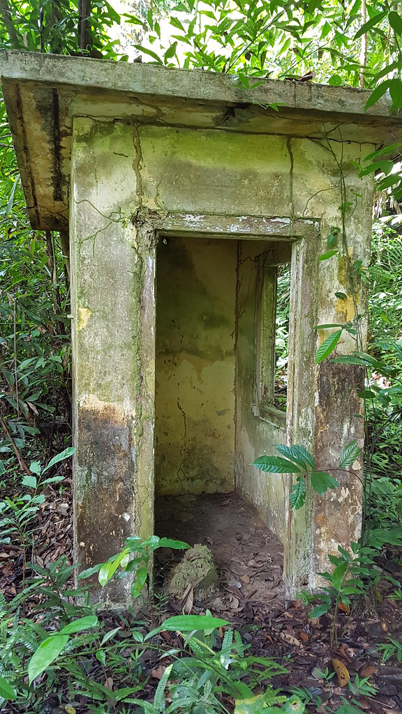 Visit to Pulau Jerejak 21 January 2017