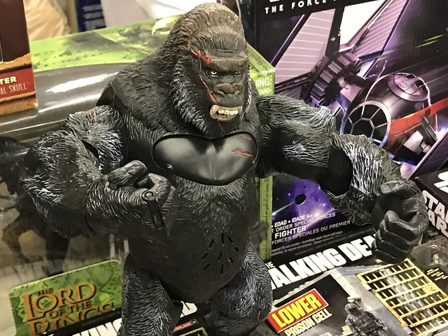 stop monkeying around at the 29th Annual Tucson Collectible Toy Show and Sale