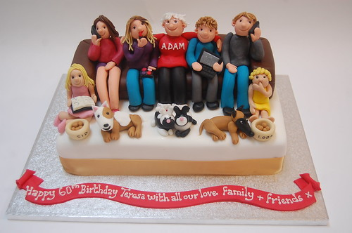 Teresa S Sofa Cake Beautiful Birthday Cakes