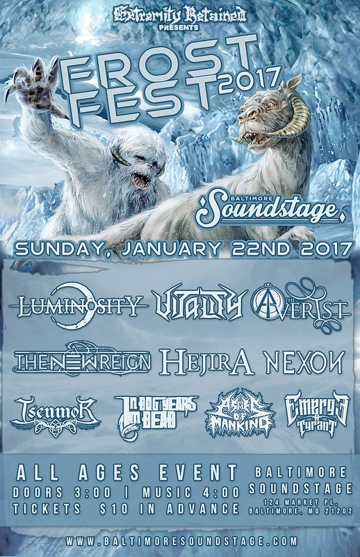 Frost Fest at Baltimore Soundstage