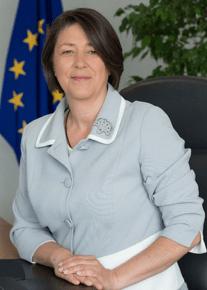 Violeta Bulc, Comisario de Transportes de la UE