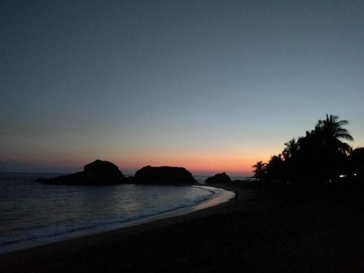 San Angostillo sunset