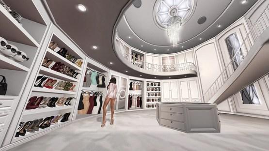 shopping in my closet