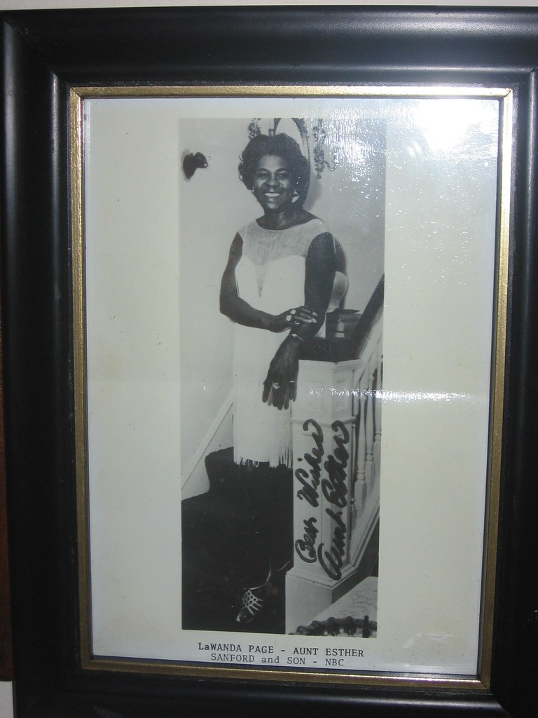 Ms LaWanda Page  I was living in Richmond VA probably