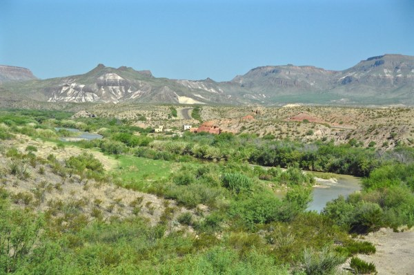 landscape in west texas faungg's