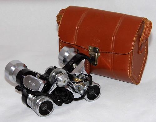 Vintage Ofuna Miniature 6 x 18 CF Binoculars Model No 33  Flickr