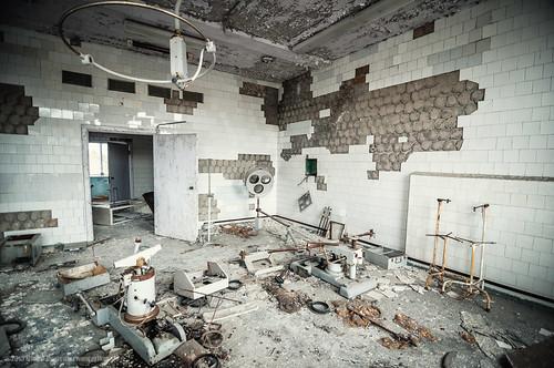 Contaminated Hospital Operating Room  Ive got Acute