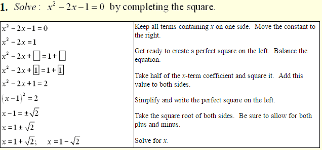Solving-Quadratics-by-Completing-the-Square