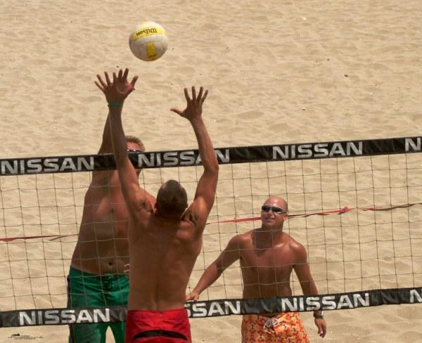 Huntington Beach Volleyball Players