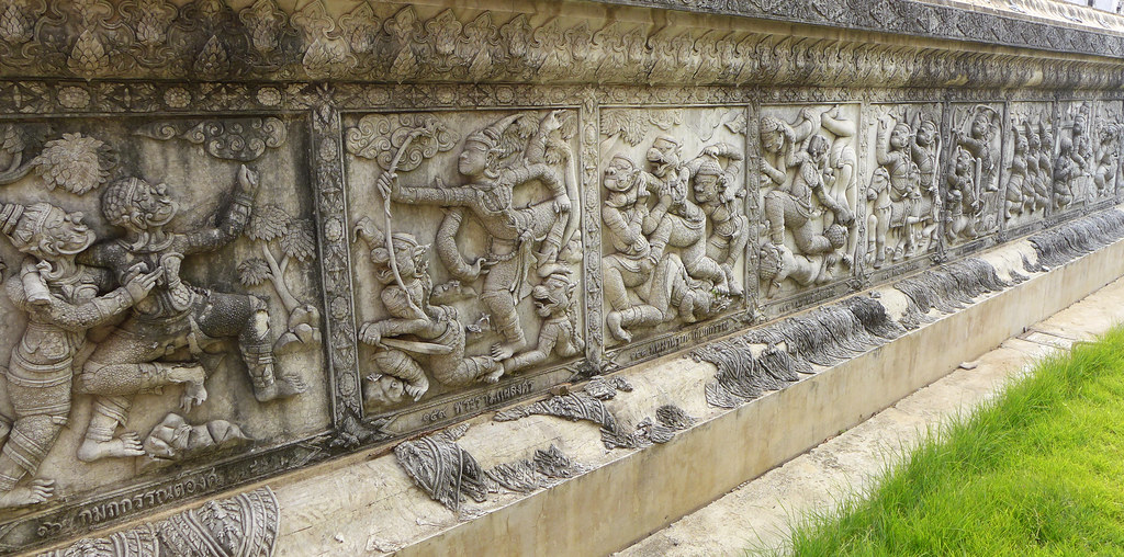 Thaïlande - Ayutthaya - 135 - Wat Phanan Choeng