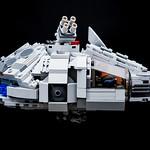 Chibi Millennium Falcon LDD.