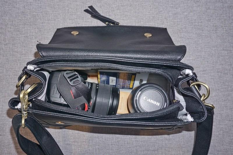 乔携带艾比相机包是功能和时尚-你还想要什么?