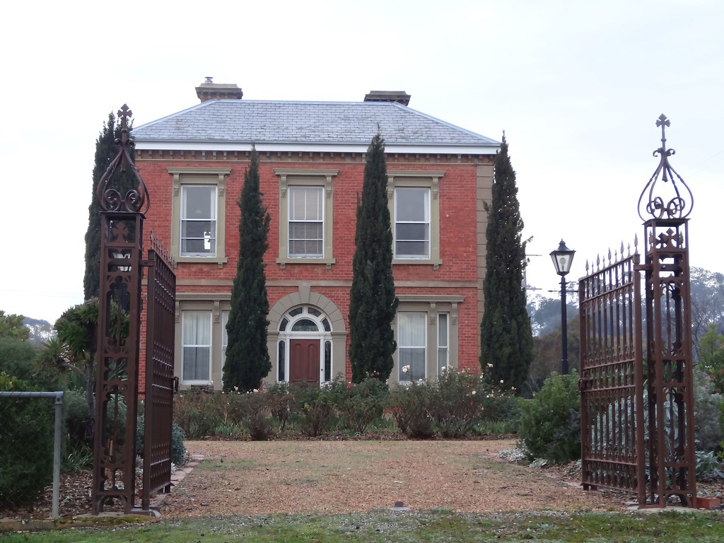 Dunolly James Bells Mansion Built In 1869 Bell Was A St