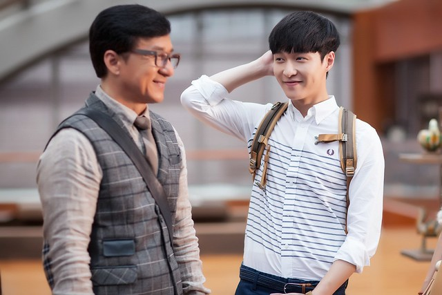 Jackie Chan and Lay Zhang Kungfu Yoga