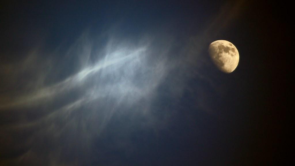 Imagen gratis de la superluna