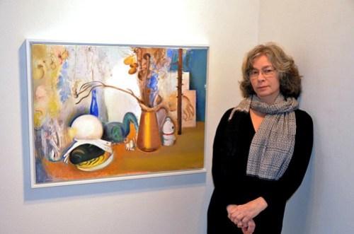 Irina Gebuhr med Runt kopparkannan