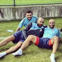 Turkish Footballers #soccer #footballers #turkish #men #ho