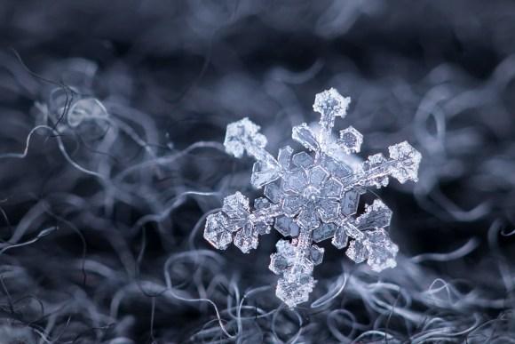 Snowflake n°6 - 2017