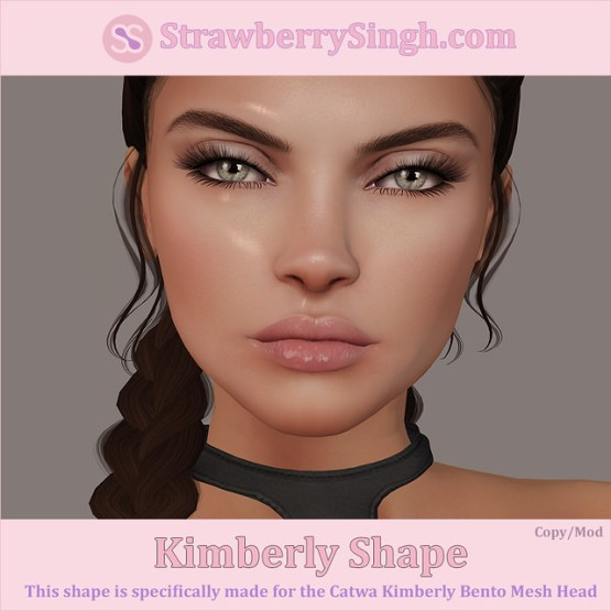StrawberrySingh.com Kimberly Shape