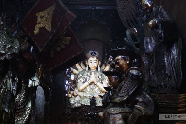 Jade Emperor Pagoda - Ho Chi Minh City, Vietnam