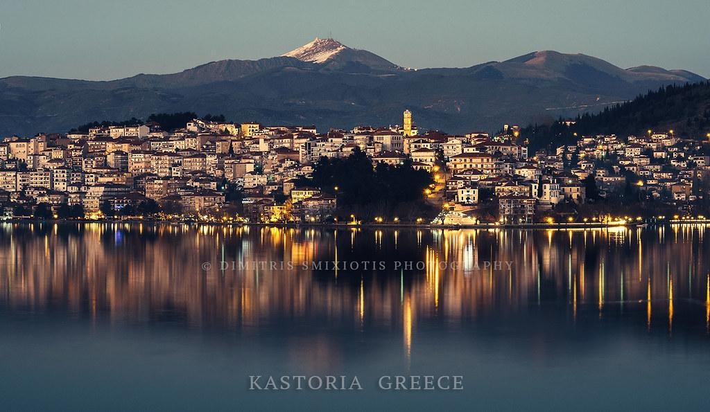 December in Kastoria